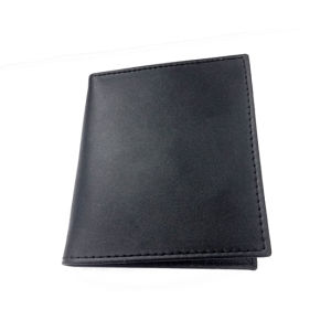 Genuine Leather Badge Wallet pictures & photos