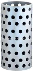 Perforated Pipe API Round Hole Drilling Metal Tube pictures & photos