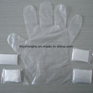 China Factory Disposable Vinyl Examination Gloves pictures & photos