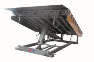 Mechanical Dock Leveler of Capacity 12-16ton