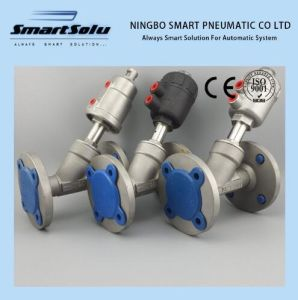 Smart Air Control Angle Seat Valve pictures & photos
