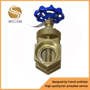 """21/2"""" 3"""" 4"""" Lead Free Brass Bronze Gate Valves pictures & photos"""