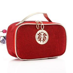 Promotional Branded Make up Bags Custom Cosmetic Bags pictures & photos