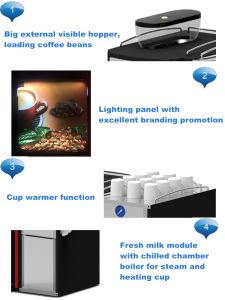 Gaia E2s - Fresh Milk Espresso Coffee Machine pictures & photos