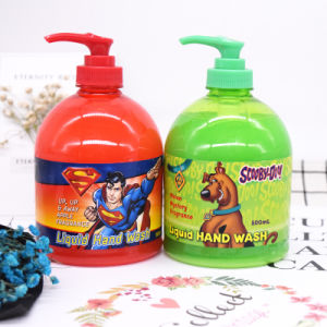 Superman Nice Smell Liquid Hand Soap pictures & photos