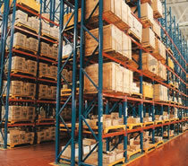 Warehouse Steel Storage Pallet Racking pictures & photos
