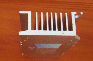 Aluminium Heat Sink for Electronics and Extricial Products pictures & photos