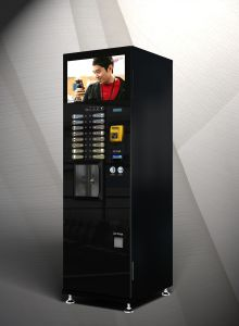 for Peru Coffee Bean Vending Machine F308-a pictures & photos