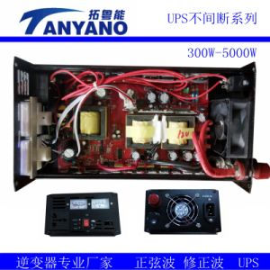 Tanyano 1500W High Quality Electronic off Grid Tie Inverter with UPS&Charger pictures & photos