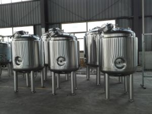Stainless Steel Aseptic Storage Tanks for Pharmaceutical pictures & photos