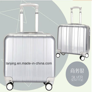 360 Degree Wheel Colorful Travel Luggage Bag ABS Trolley Luggage pictures & photos