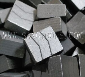 China Diamond Segment for Cutting Stone pictures & photos