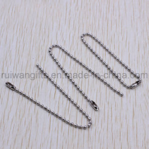 Wholesale 2mm Metal Ball Link Chain Ball Chain pictures & photos