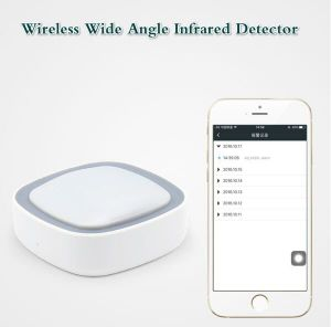 Wireless Smart Home Automation Security Systems Wide Angle Motion Sensor pictures & photos