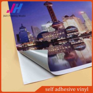 Digital Printing PVC Sticker Vinyl Film (140 G) pictures & photos