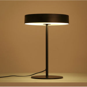 Modern Elgance Desk Table Lamp Lighting, Finished in Classical Black pictures & photos