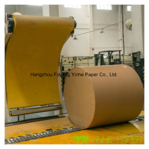 Good Stiffness Roll Paper Coated Duplex Board pictures & photos