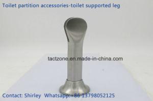 Best Quality Toilet Cubicle Partition Accessories Adjustable Legs pictures & photos