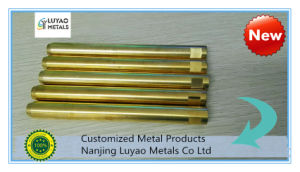 Brass Machining Part pictures & photos