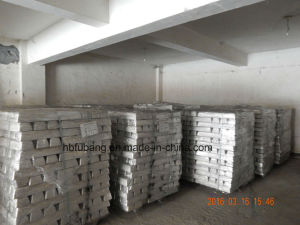 Hot Sale Best Quality 99.9% Magnesium Ingot pictures & photos