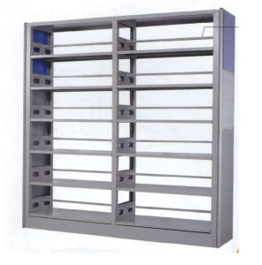 School Iron Steel Metal Lab Library Supermarket Storage Rack (NS-ST013) pictures & photos
