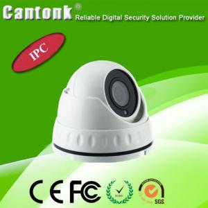 Waterproof 4MP 40m IR Dome Video Surveillance IP Camera (KIP-400SR40H) pictures & photos