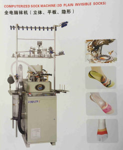 Automatic Socks Making Machine pictures & photos