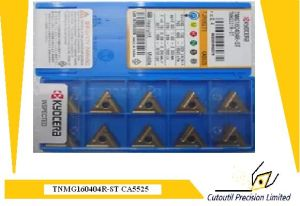 Kyocera Tnmg160404 R St Ca5525 Turning Insert for Turning Tool Carbide Insert pictures & photos