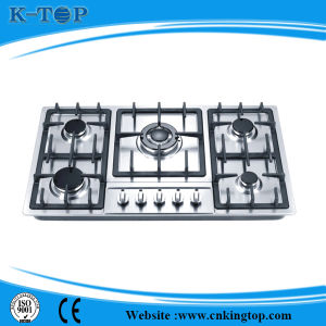 2017 Hot Sales Stainless Steel Four Burner Gas Hobs pictures & photos