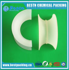 Excellent Plastic Intalox Saddles in PE PP PVC CPVC PVDF pictures & photos