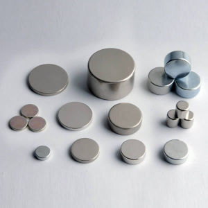 China Magnet Manufacturer Strong Disc NdFeB Magnet pictures & photos