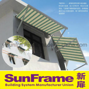 Aluminium Gas Spring Window Awning pictures & photos