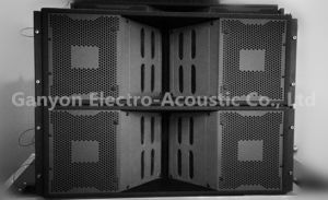 Three Way Outdoor Line Array, Dual 8 Inch Professional Loudspeaker, Vt4887 pictures & photos