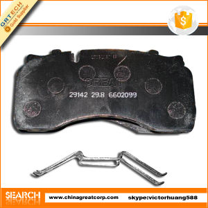 Wva 29142 Truck Brake Pad Manufacturers pictures & photos