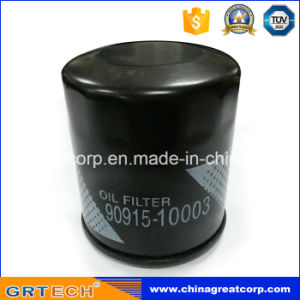 High Quality Car Oil Filter for Toyota 90915-10003 pictures & photos