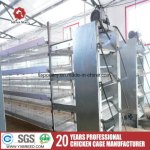 Hot Sale Poultry Equipment Chicken Broiler Battery Cage pictures & photos