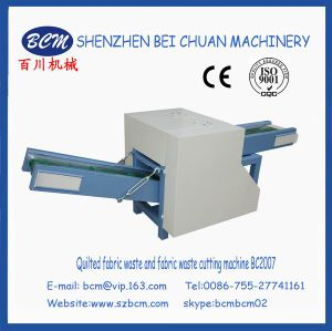 New Mattress Cover Waste Reuse Machine with High Quality pictures & photos