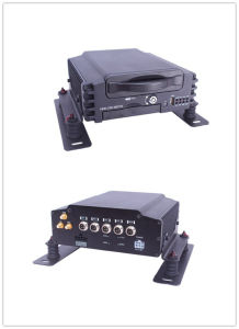 4CH CCTV Mobile DVR Recorder for Truck Bus Tracking pictures & photos