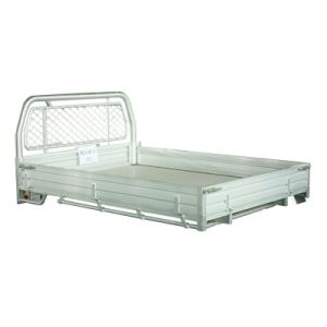 Aluminium Pickup Tray Body for Light Truck pictures & photos