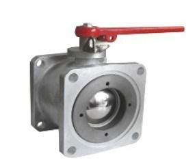 4 Inch Aluminum Straight-Through Ball Valve pictures & photos