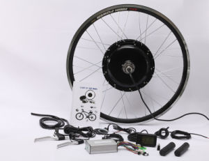 Professional Supplier 48V 1000W Electric Bike Conversion Kit with Optional Lithium Battery pictures & photos