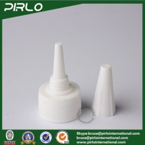 100ml 3.3oz Amber Plastic Bottle with Unicorn Cap for Pharmaceutical pictures & photos