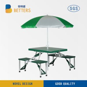 LED Light Plastic Folds outdoor Garden Beach Furniture pictures & photos