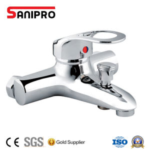 Sanipro High Quality Single Handle Shower and Bath Faucet pictures & photos