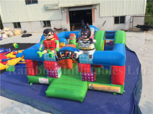 Factory Price Inflatable Amuse Park, Inflatable Funcity for Sale, Inflatable Interesting Amusement Park pictures & photos