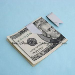 Popular Fashion Custom Metal Silver Money Clip BPS0141
