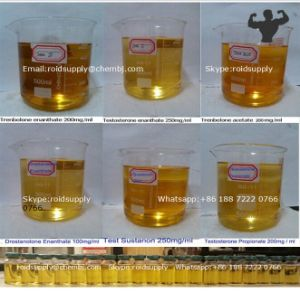 Steady Muscle Gain Raw Oral Turinabol/4-Chlorodehydromethyltestosterone/ Turinabol pictures & photos