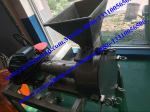 Fruit Grinding Machine/ Fruit Crushing Machine/Fruit Cutting Machine pictures & photos
