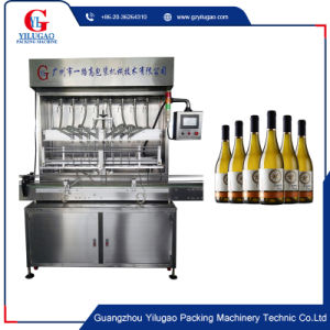 Automatic High Precision Drink Bottle Filling Machine pictures & photos
