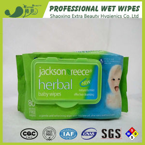 Fragrance Scented Baby Wipes Customized Wet Tissues pictures & photos